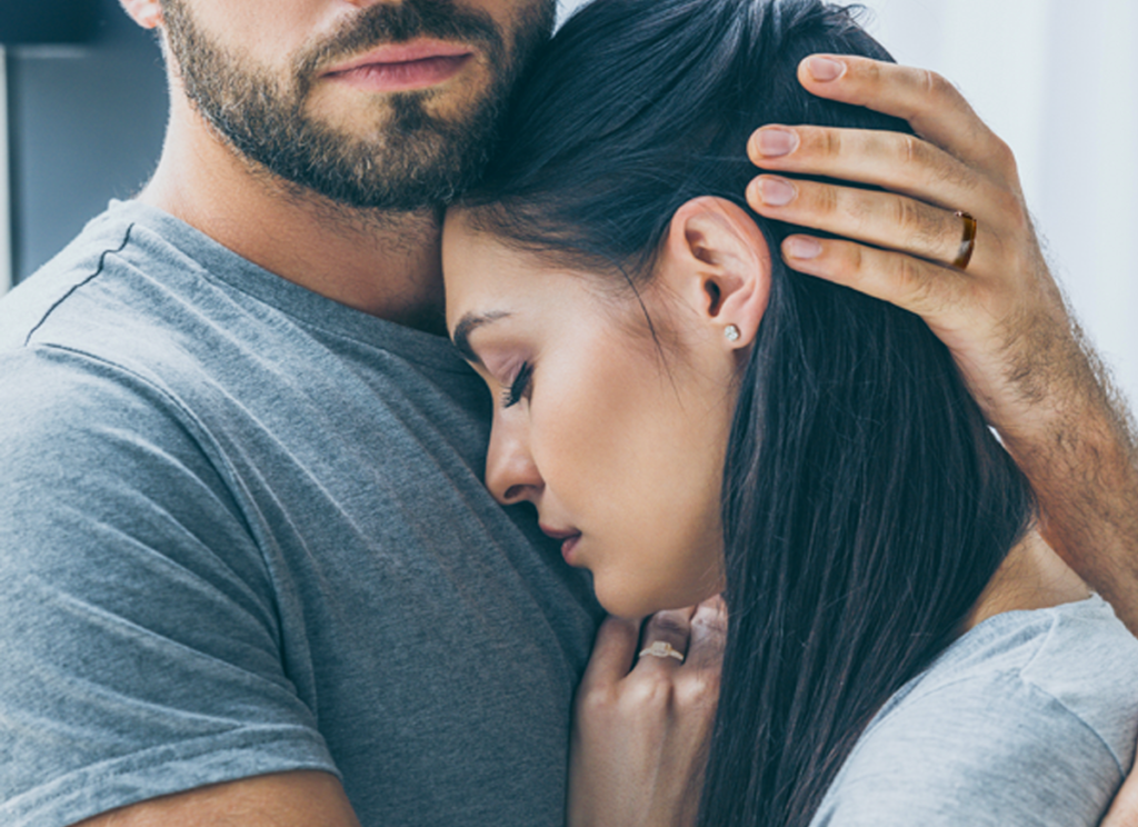 Today's Marriage Prayer –To Press Through the Dark Days