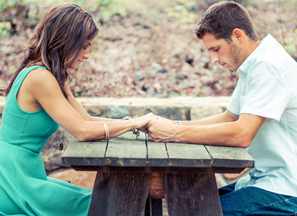 Today's Marriage Prayer – Please Teach Us How to Forgive